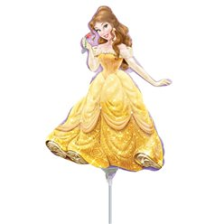"Disney Belle Balloon - 9"" Foil"