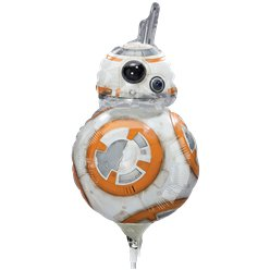 "Star Wars Rise of Skywalker Mini Airfilled Balloon - 9"" Foil"