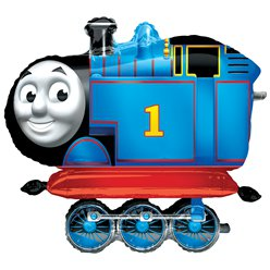 "Thomas the Tank Engine Airwalker Balloon - 25"" Foil"