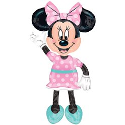 Minnie Mouse Airwalker Balloon - 54""
