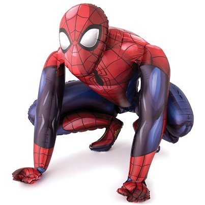 Spiderman Airwalker Foil Balloon - 36""