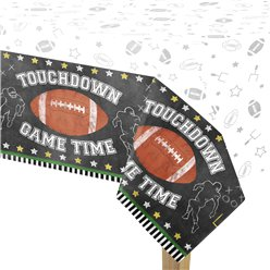 Game Time Plastic Tablecover - 2.4m