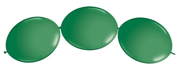 "Green Quicklink Balloons - 12"" Latex"