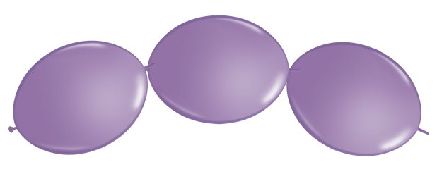 "Spring Lilac Quicklink Balloons - 12"" Latex"