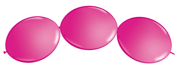 "Wild Berry Quicklink Balloons - 12"" Latex"