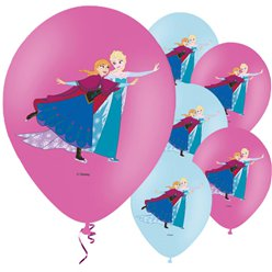 "Disney Frozen Balloons - 11"" Latex"