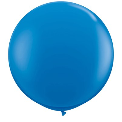 Dark Blue Balloons - 36""