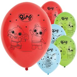 Bing Latex Balloons - 11""