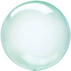 "Crystal Clearz Petite Green  - 12"" Packaged"