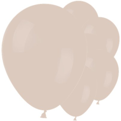 "White Sand Balloons - 12"" Latex"
