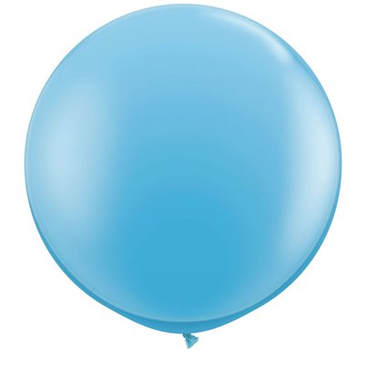 Pale Blue Balloons - 36""