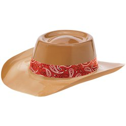 Wild West Party Cowboy Hat with Band