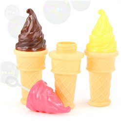 Ice Cream Party Bubbles - Assorted