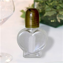 Heart Wedding Bubbles - Gold