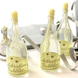Champagne Wedding Bubbles - Ivory