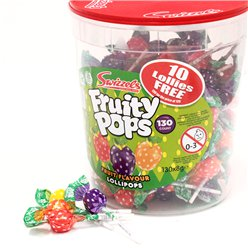 Fruity Pops - 130pk