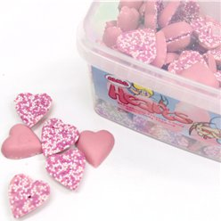 Strawberry Hearts Tub