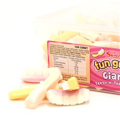 Fun Gums Giant Toothbrushes Tub