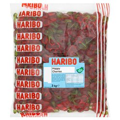 Haribo Happy Cherries - 3kg