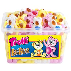 Trolli Big Bear Tub
