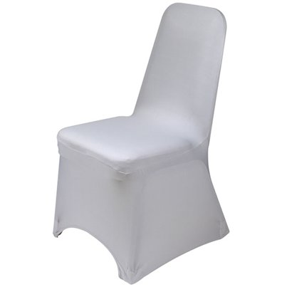 Silver Chair Cover