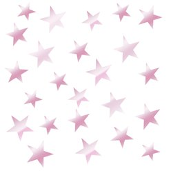 Iridescent Stars Table Confetti - 14g bag