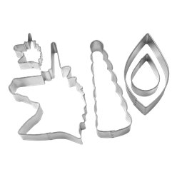 Unicorn Cookie Cutter Decorating Kit