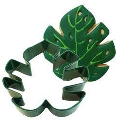 Tropical Leaf Cookie Cutter