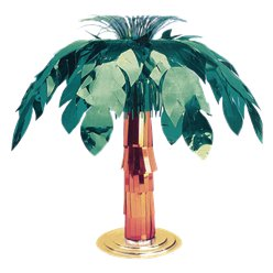 Palm Tree Table Centrepiece - 46cm