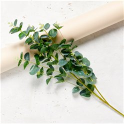 Green Eucalyptus Spray - 90cm