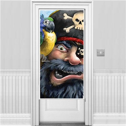 Pirate Door Cover - 1.5m