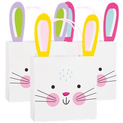 Easter Bunny Ear Treat Bags