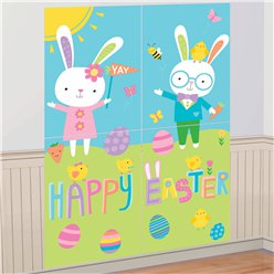 Easter Hello Bunny Scene Setter Kit