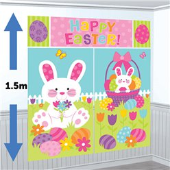 Easter Scene Setter Wall Kit - 1.5m