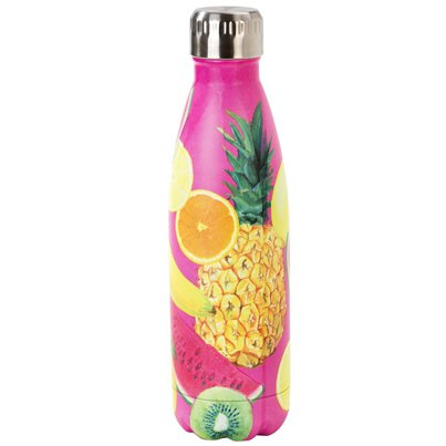 Eco Fruity Stainless Steel Bottle - 500ml