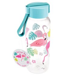 Flamingo Bay Water Bottle - 340ml