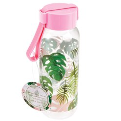 Tropical Palm Water Bottle - 340ml