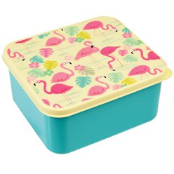 Flamingo Bay Lunch Box