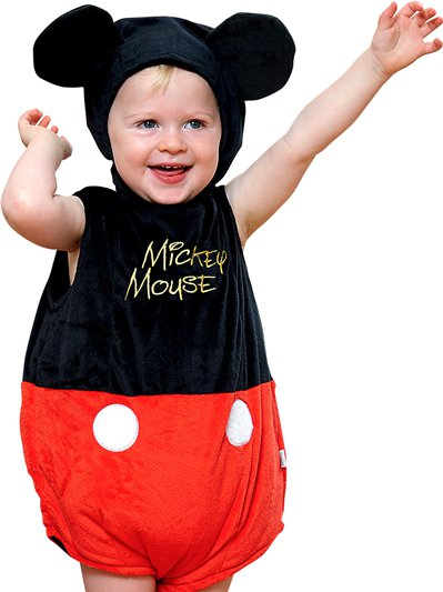 Mickey Mouse - Baby Costume