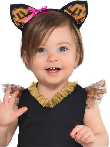 Cutie Cat - Baby Costume left