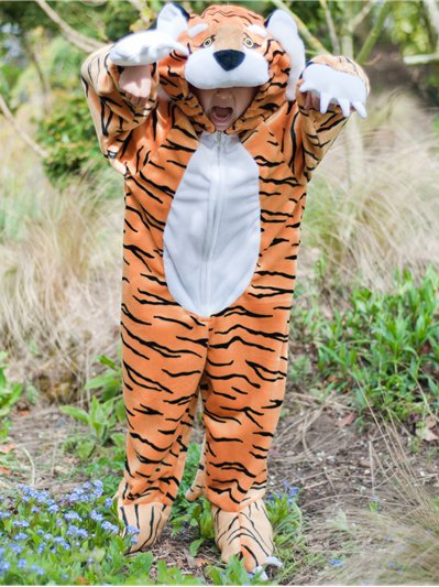 Tiger - Child Costume