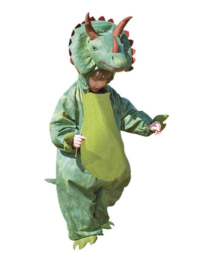 Triceratops - Toddler & Child Costume