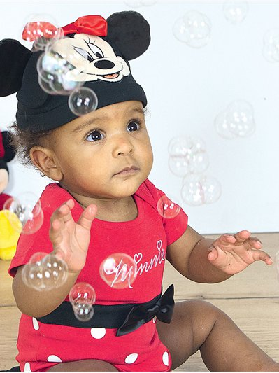 Minnie Mouse Jersey Set - Infant Costume