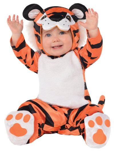 Tiny Tiger - Baby & Toddler Costume