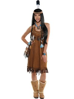 Native American Dress