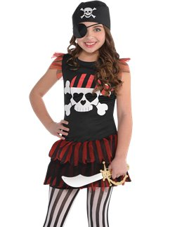 Pirate T-Shirt Dress