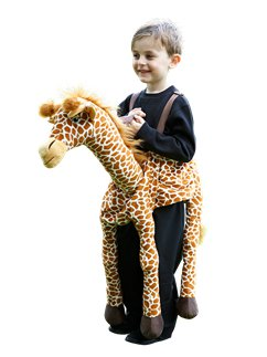Ride on Giraffe