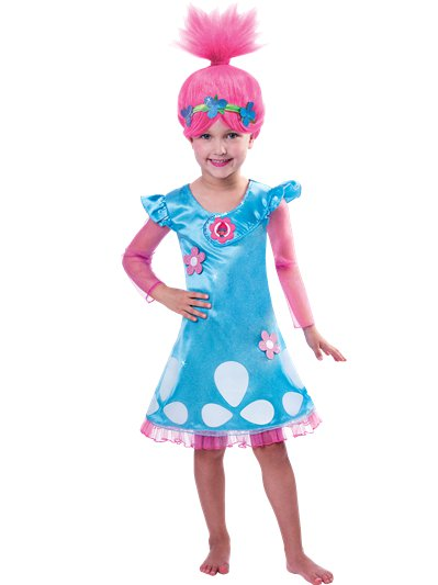 Trolls Poppy - Child Costume