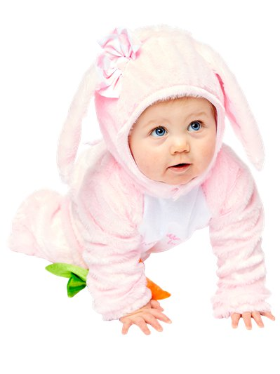 Little Wabbit Pink - Baby, Toddler & Child Costume
