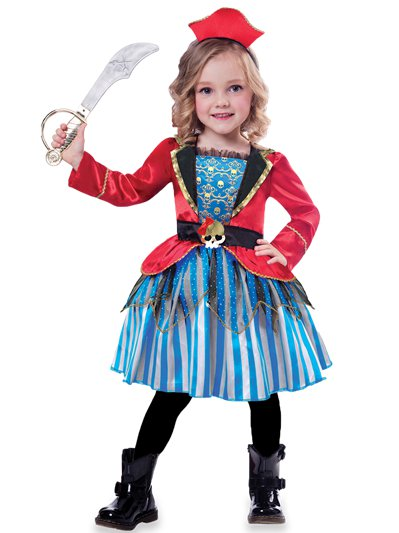 Anchor Cutie - Child Costume
